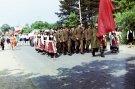 Vasaros šventė - eisenoje kareiviai - Nuotraukos autorius: Girčys Izidorius
