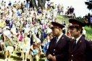 Vasaros šventė - milicininkai - Nuotraukos autorius: Girčys Izidorius