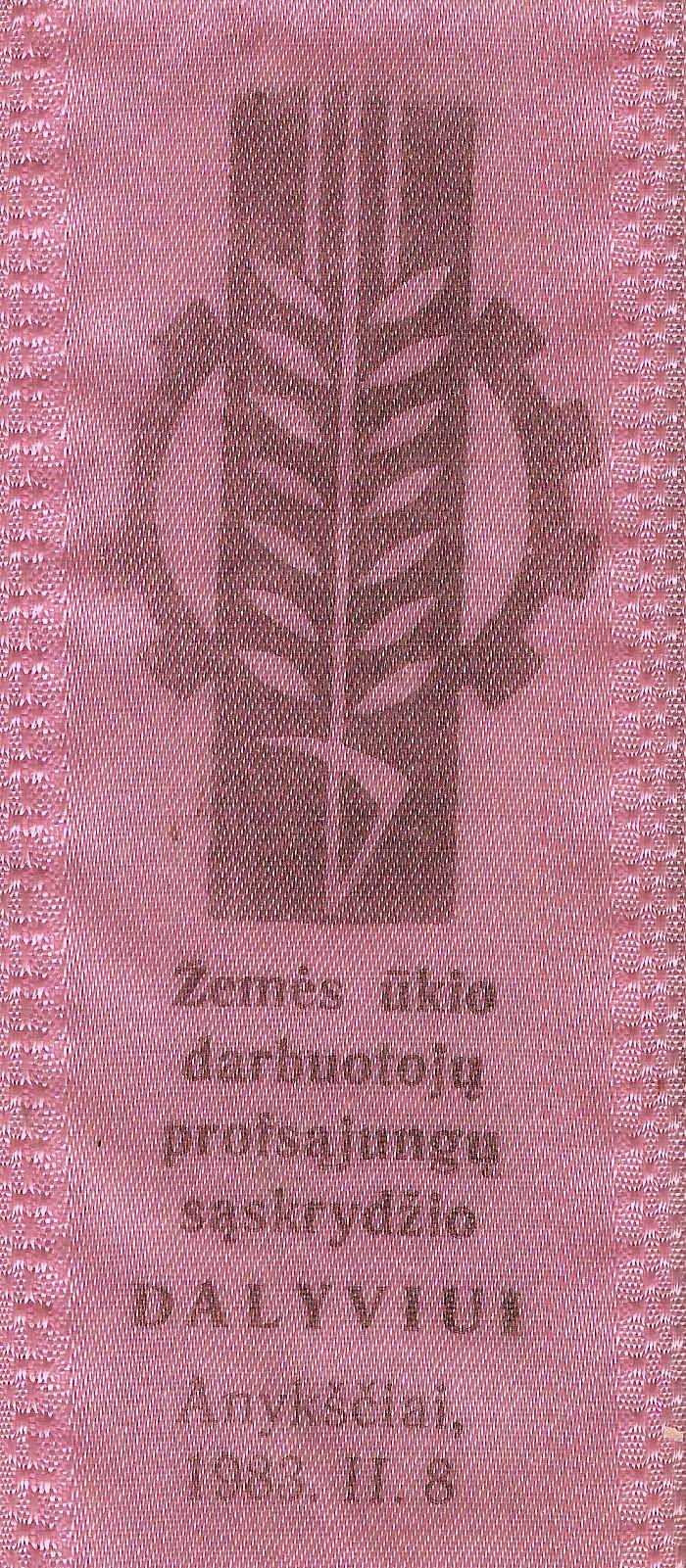Žemės ūkio darbuotojų profsąjungų sąskrydis