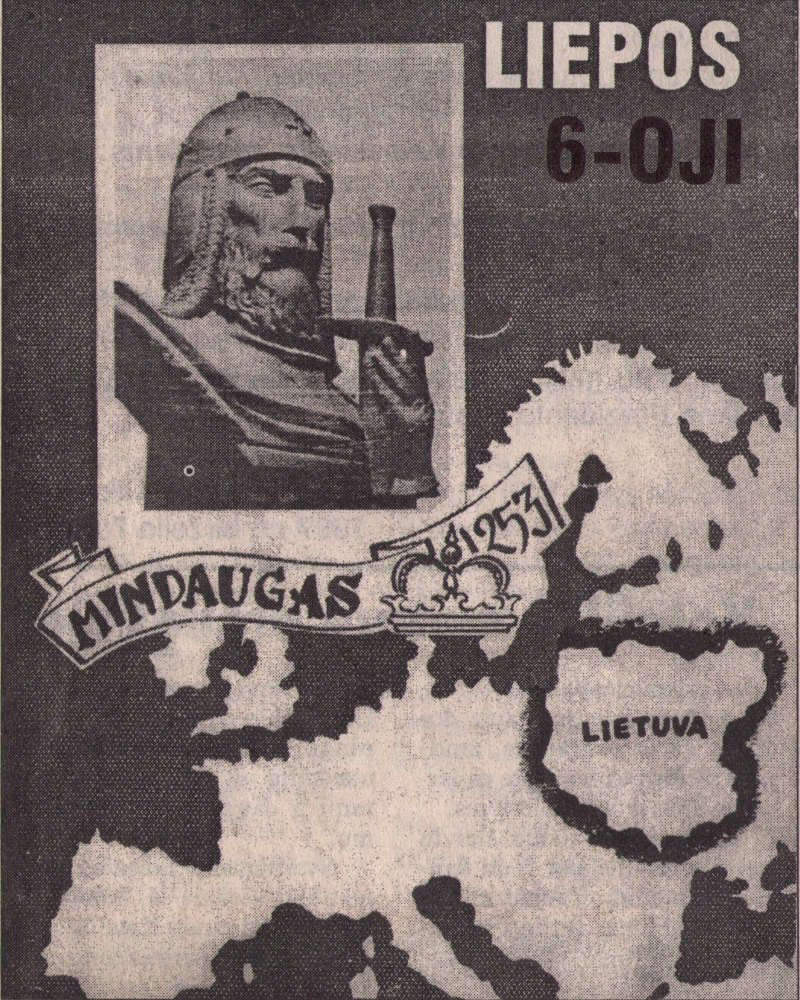 Valstybės (Lietuvos karaliaus Mindaugo karūnavimo) diena (1997) - Renginiai mieste