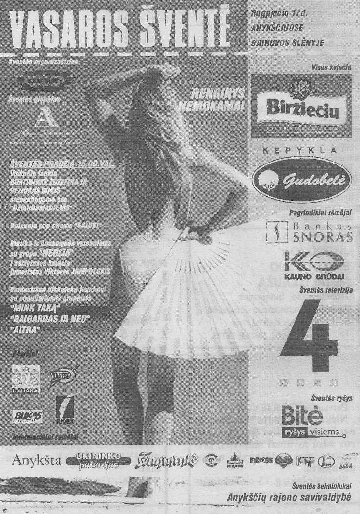 Vasaros šventė (2002)