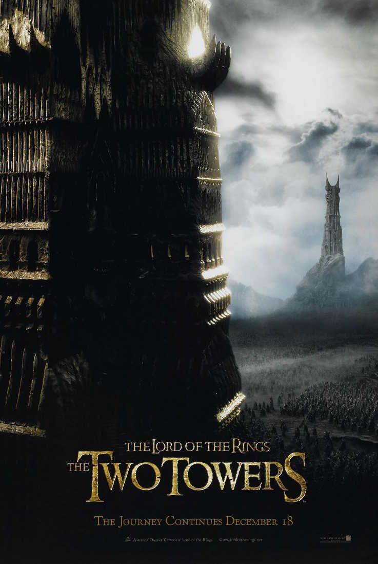 """Veiksmo ir specialiųjų efektų filmas """"Žiedų valdovas: dvi tvirtovės"""" - Antrasis seansas"""