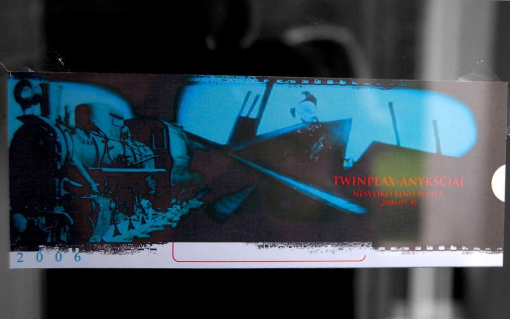 """Kreivo kino ir dekadanso savaitgalis """"TWINPEAX"""" (2006) - Antroji diena"""