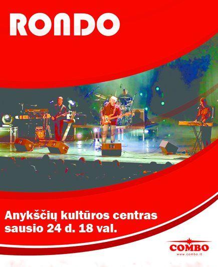 "Koncertuoja ""Rondo"""