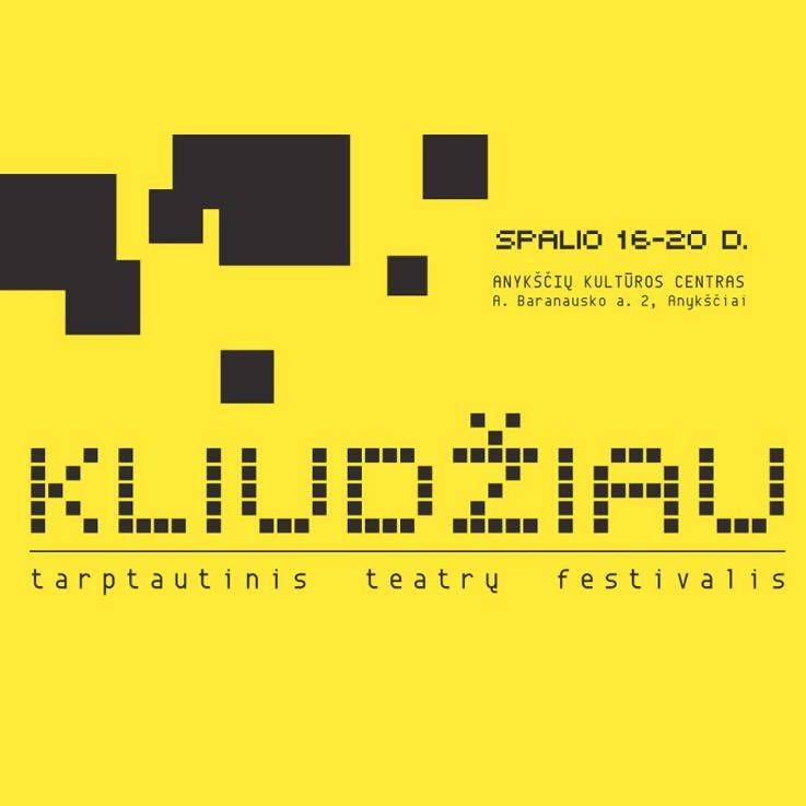 """Tarptautinis teatrų festivalis """"Kliudžiau"""" - Vilniaus mažasis teatras """"Mistras"""""""