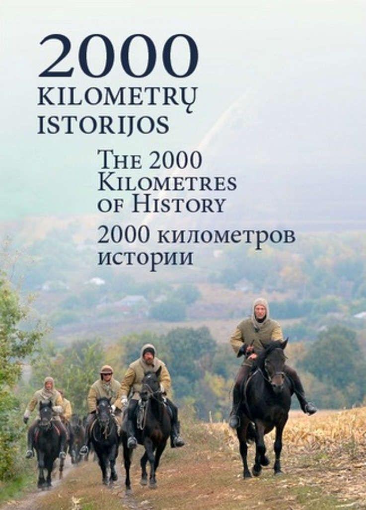 """A. Gluskino filmas """"2000 km istorijos"""" / Knygų pristatymai"""