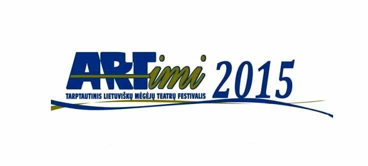 """Tarptautinis mėgėjų teatrų festivalis """"ARTimi"""" (2015) - Jonas Andriulevičius """"Pupos"""""""