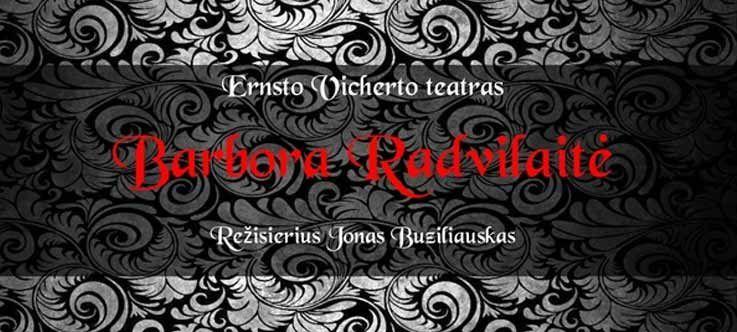 """Tarptautinis mėgėjų teatrų festivalis """"ARTimi"""" (2015) - Jonas Buziliauskas """"Barbora Radvilaitė"""""""