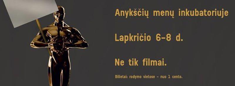 """Dokumentinio kino festivalis """"Nepatogus kinas"""""""