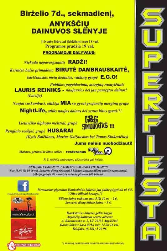Superfiesta (2015)
