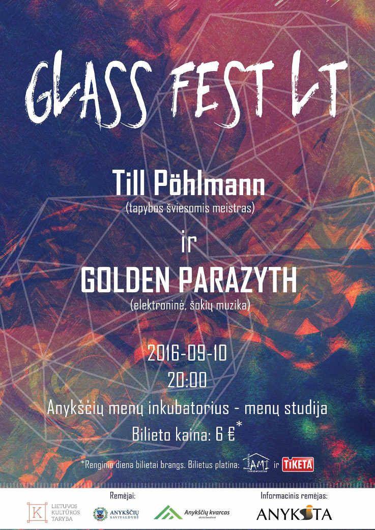 GLASS FEST LT - Baigiamasis festivalio renginys
