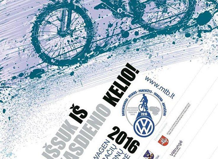 Volkswagen MTB dviračių maratonų taurės V etapo varžybos