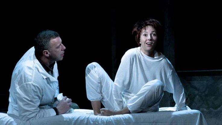 """Nacionalinės dramaturgijos festivalis """"Pakeleivingi″ (2016) - Kristina Gudonytė """"Ida iš šešėlių sodo"""""""