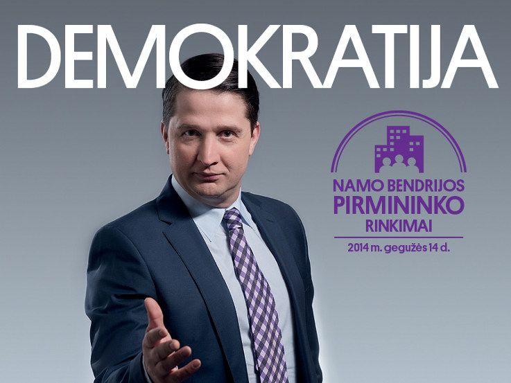 """Nacionalinės dramaturgijos festivalis """"Pakeleivingi″ (2016) - Paulius Ignatavičius """"Demokratija"""""""