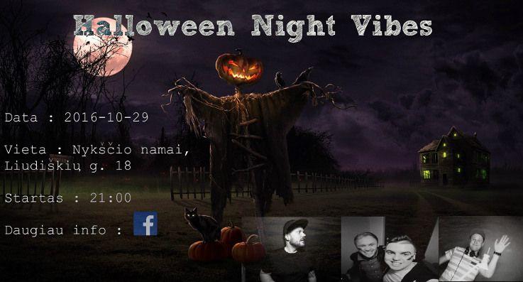 Halloween Night Vibes