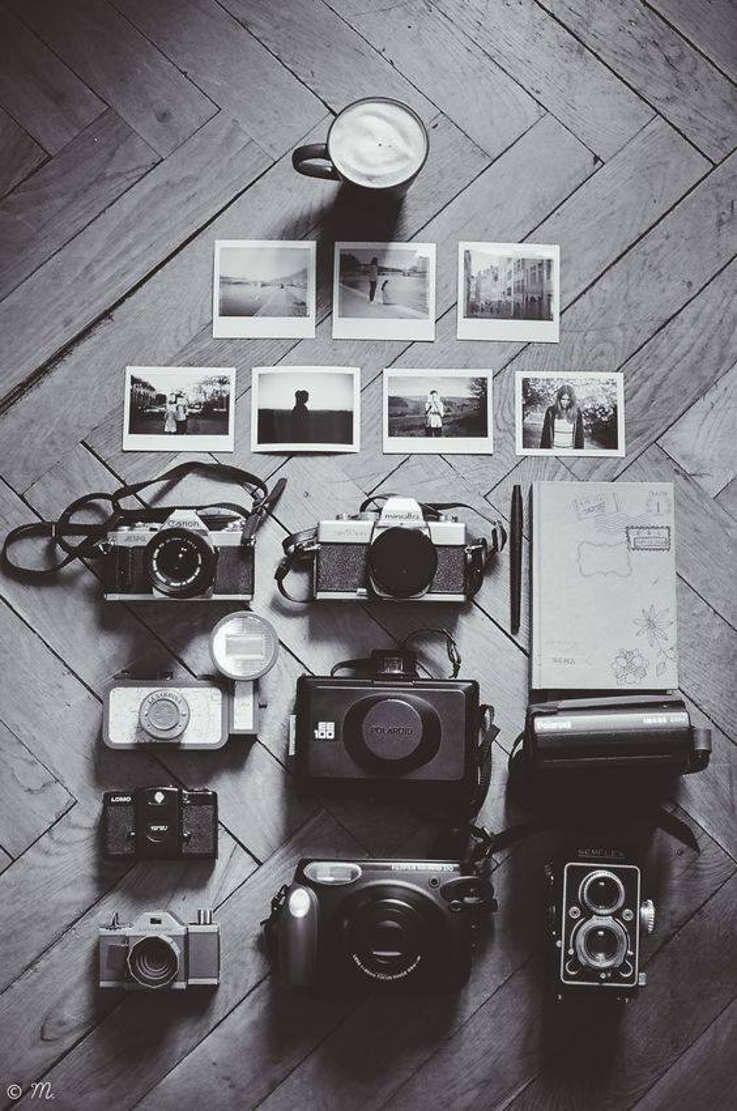 Analoginė fotografija - nuo A iki Z. Kūrybinės dirbtuvės su dr. Gintautu Trimaku