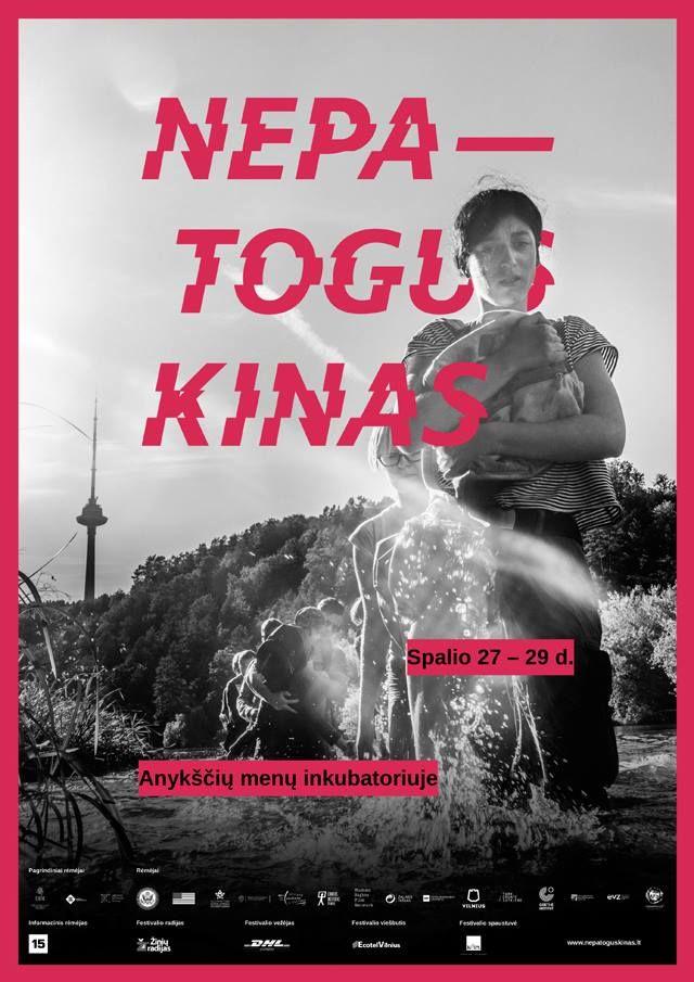 """""""Nepatogus Kinas"""" - ŽMOGUS SU KAMERA"""