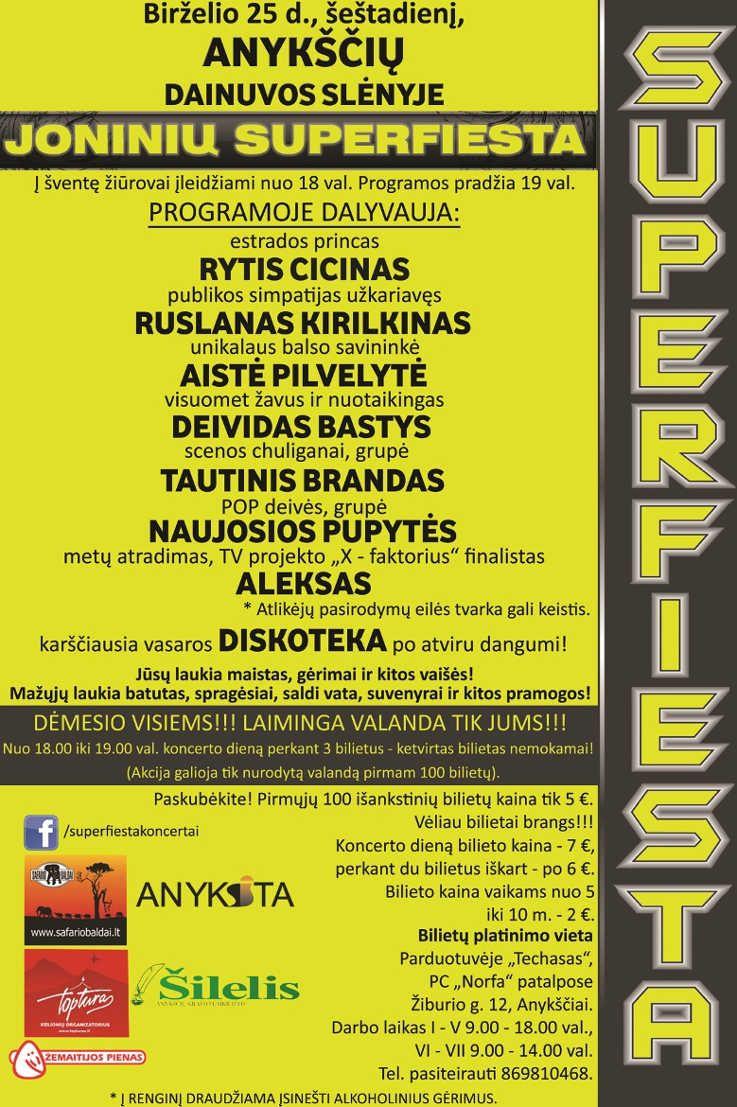 Superfiesta (2016)