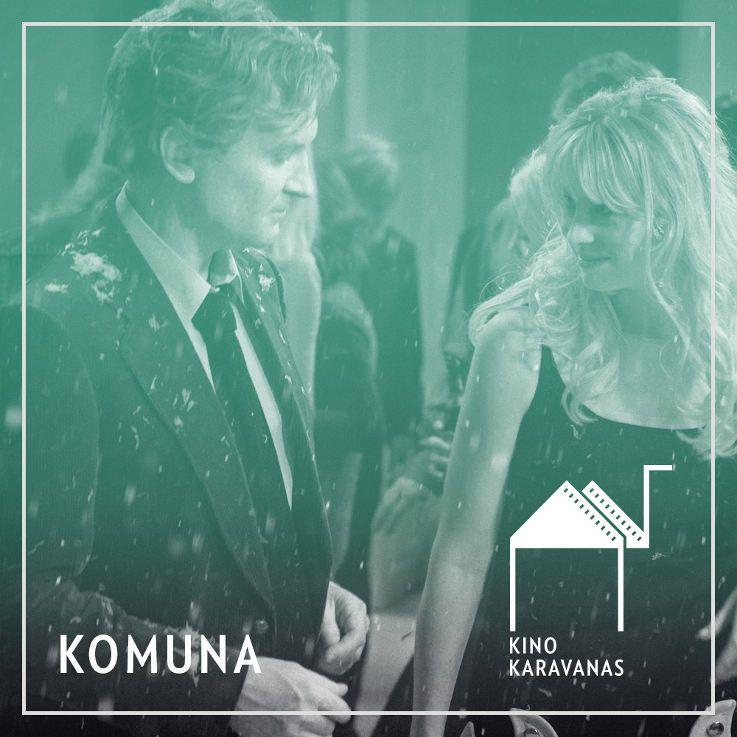 Kino karavanas - KOMUNA