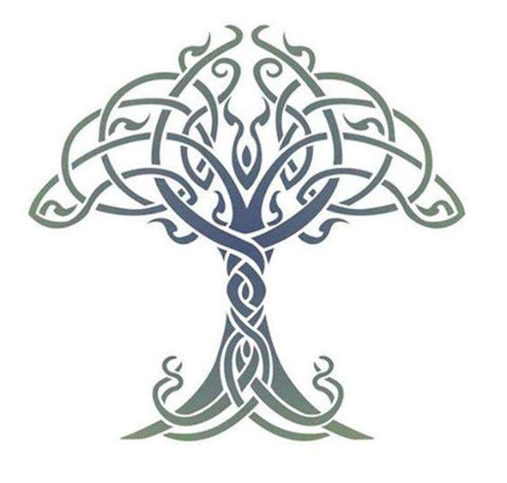 Druidų pratimų praktiką kūnui ir sielai