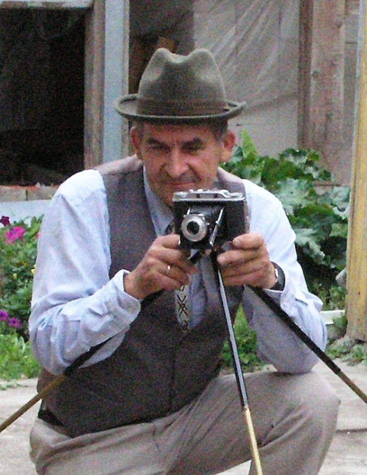 Susitikimas su Anykščių krašto videometraštininku A. Janušiu, vaizdo archyvų peržiūra