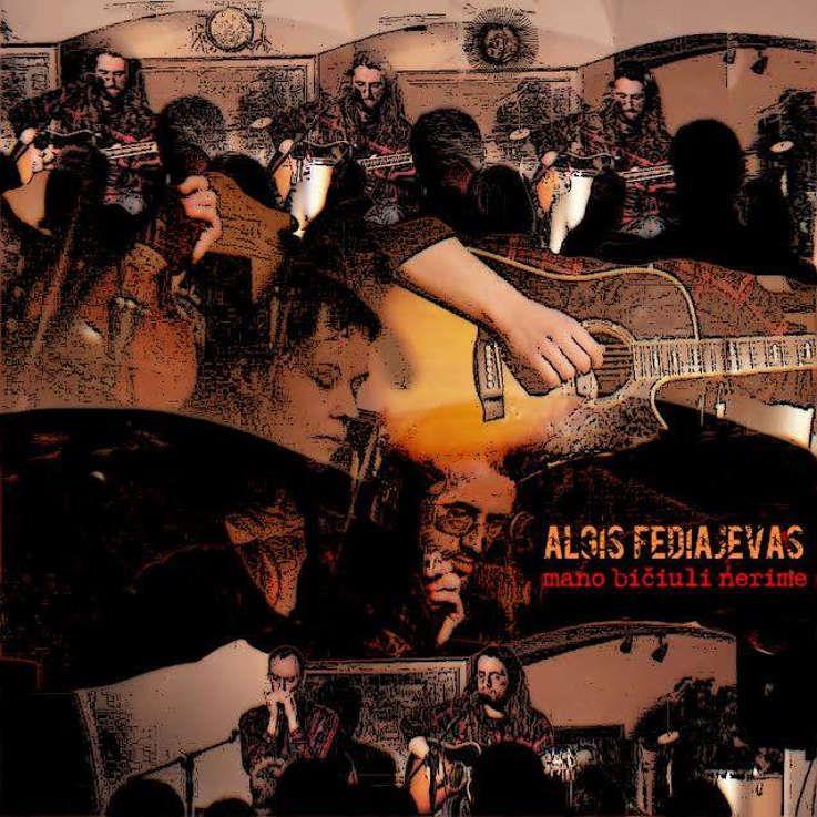 Algio Fediajevo koncertas