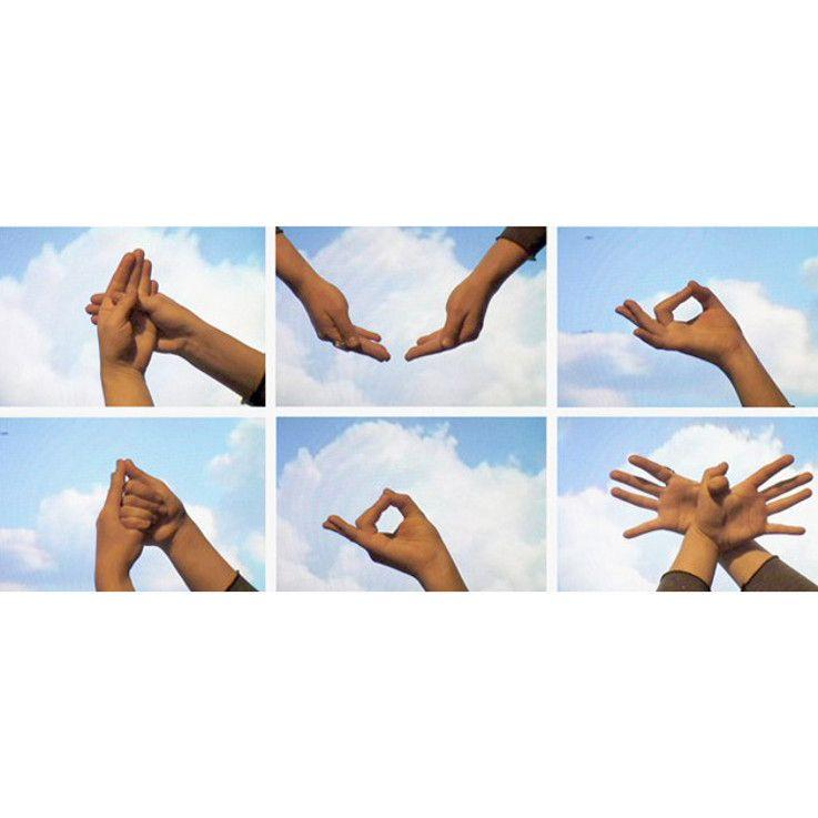 """Paskaita """"MUDROS - energetiniai rankų pirštų pratimai - kūno ir Sielos harmonijai"""""""
