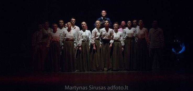 "Ansamblio ""Lietuva"" premjera ""KALBA RADIJAS"""