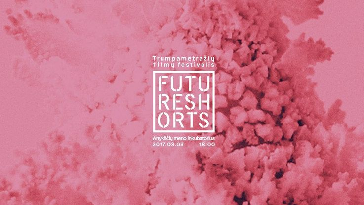 "Interaktyvus pop-up festivalis ""Future Shorts"" - Winter Season"