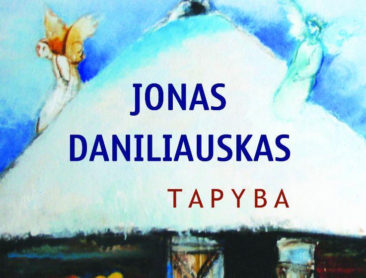 Dailininko Jono Daniliausko parodos atidarymas