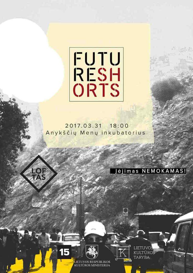 "Interaktyvus pop-up festivalis ""Future Shorts"" - Spring Season"