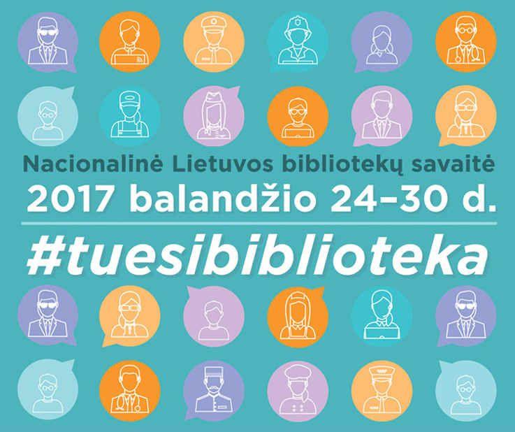 """Nacionalinė Lietuvos bibliotekų savaitė (2017) - Teatro """"Teatriukas"""" Tarptautinis teatro festivalis LABAS patiems mažiausiems"""
