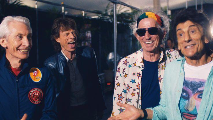 """""""Kino pavasaris"""" po vasaros dangumi (2017) - """"The Rolling Stones"""" turas po Lotynų Ameriką"""