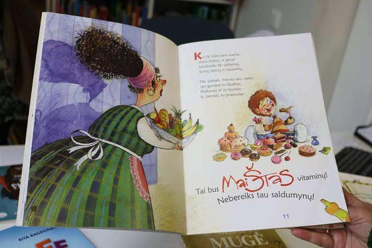 """Garsiniai knygų skaitymai vaikams """"Pusvalandis su knyga"""""""
