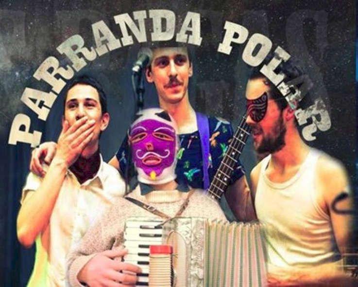 """Kultūrinės erdvės """"Senamiesčio skveras"""" atidarymas / Koncertuoja """"Parranda Polar"""" (Vilnius)"""