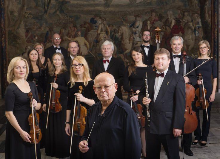 """Festivalis """"Muzikos savaitgaliai Anykščiuose"""" (2017) - Koncertas, skirtas miesto šventei - Kamerinis ansamblis """"Musica Humana"""""""
