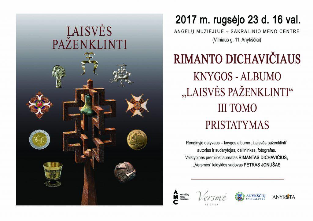 """Derliaus šventė """"Obuolinės"""" (2017) - Turizmo naktis - Rimanto Dichavičiaus knygos pristatymas"""