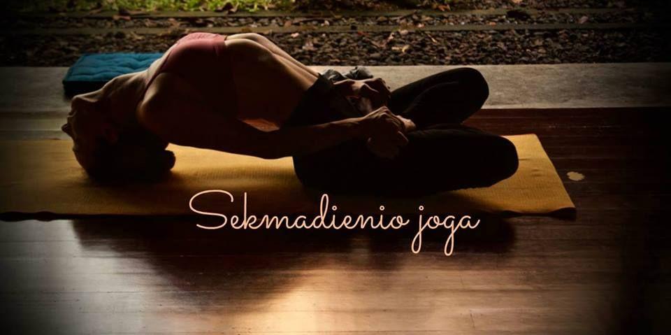 Sekmadienio joga