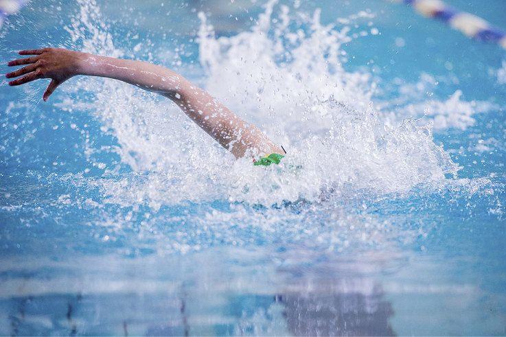 Lietuvos plaukimo čempionatas 25 m baseine - Pirmoji diena