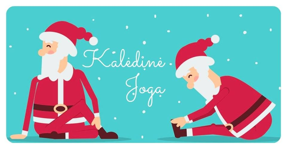 Kalėdinė joga