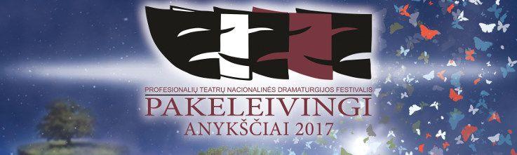 """Nacionalinės dramaturgijos festivalis """"Pakeleivingi″ (2017) - Vidas Bareikis """"Žalgirės"""""""