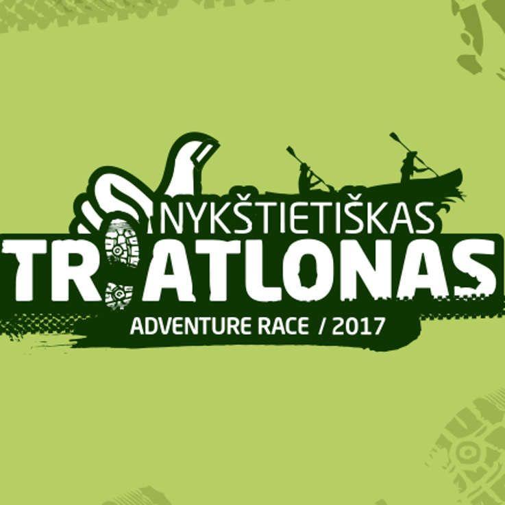 """Nuotykių lenktynės """"Nykštietiškas triatlonas"""" (2017) - Pirmoji diena"""