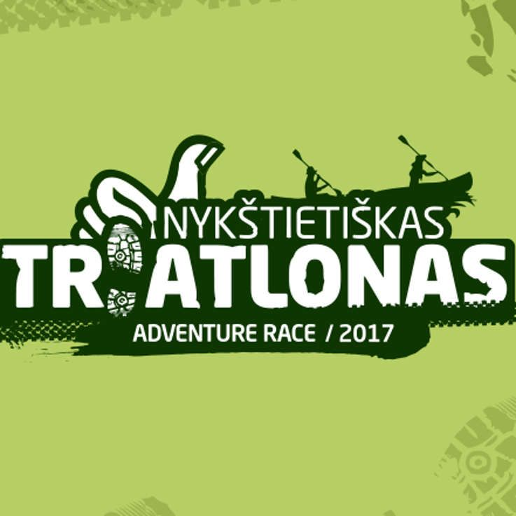 """Nuotykių lenktynės """"Nykštietiškas triatlonas"""" (2017) - Antroji diena"""