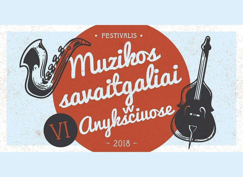 """Festivalis """"Muzikos savaitgaliai Anykščiuose"""" (2018) - Festivalio baigiamasis koncertas """"Kosminis Čiurlionis"""""""
