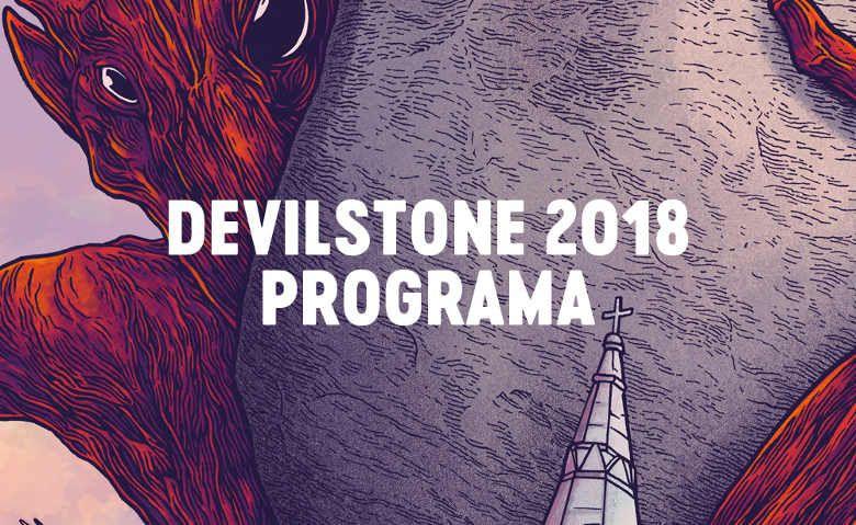 """Festivalis """"Devilstone"""" (2018) - Pirmoji diena"""