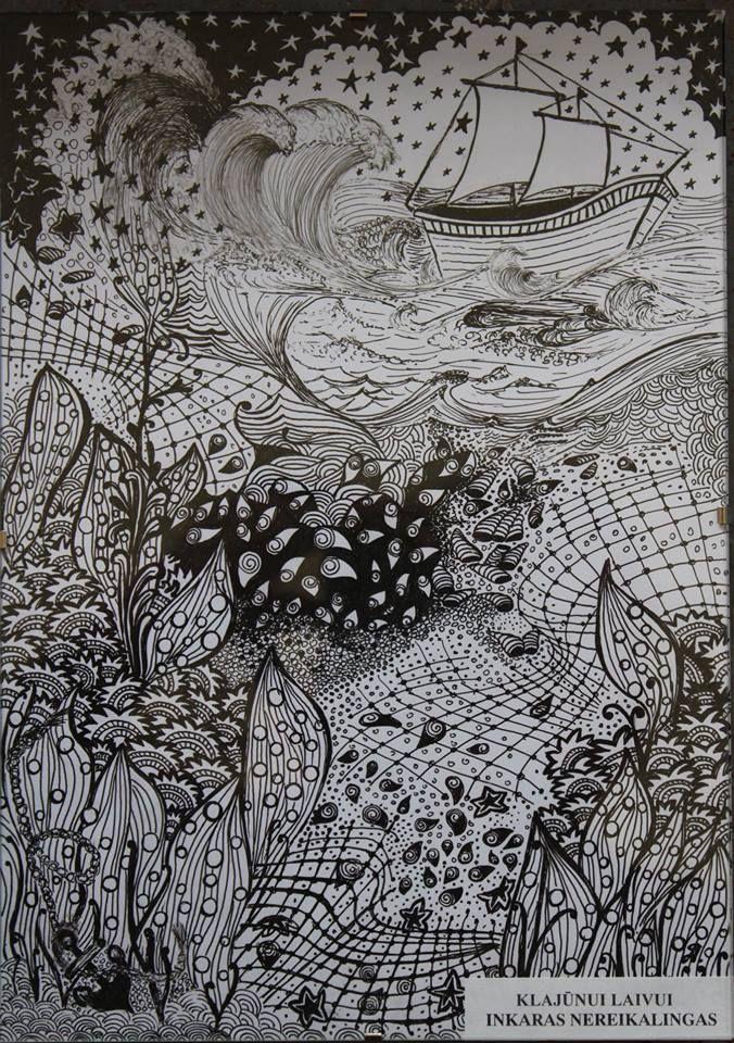 Dianos Šermukšnienės grafikos darbų paroda