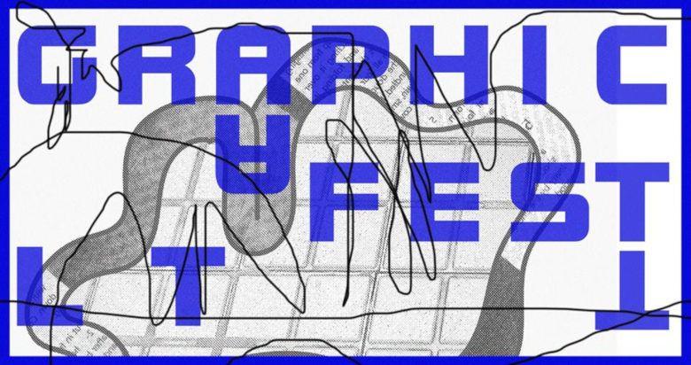 Kūrybinių industrijų festivalis GRAPHIC FEST LT - VDA KF Grafinio dizaino katedros studentų darbų parodos atidarymas