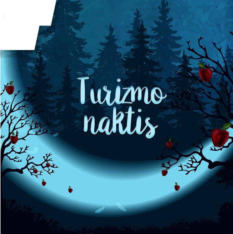 Turizmo naktis (2018) - Pilna programa