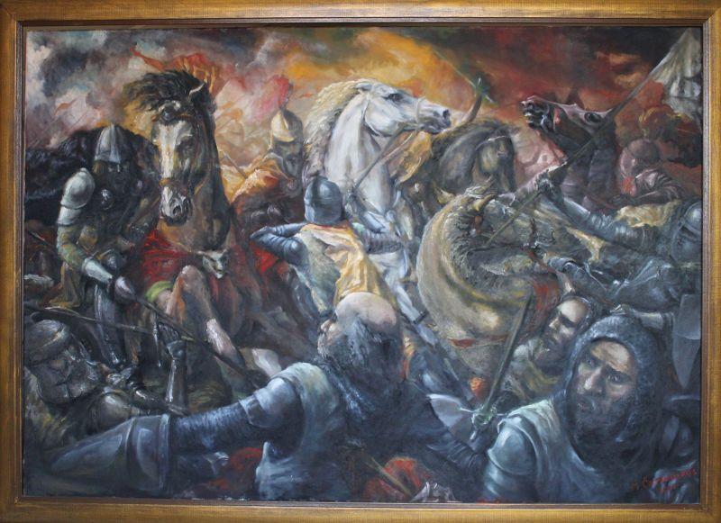 Mariaus Černiausko tapybos paroda