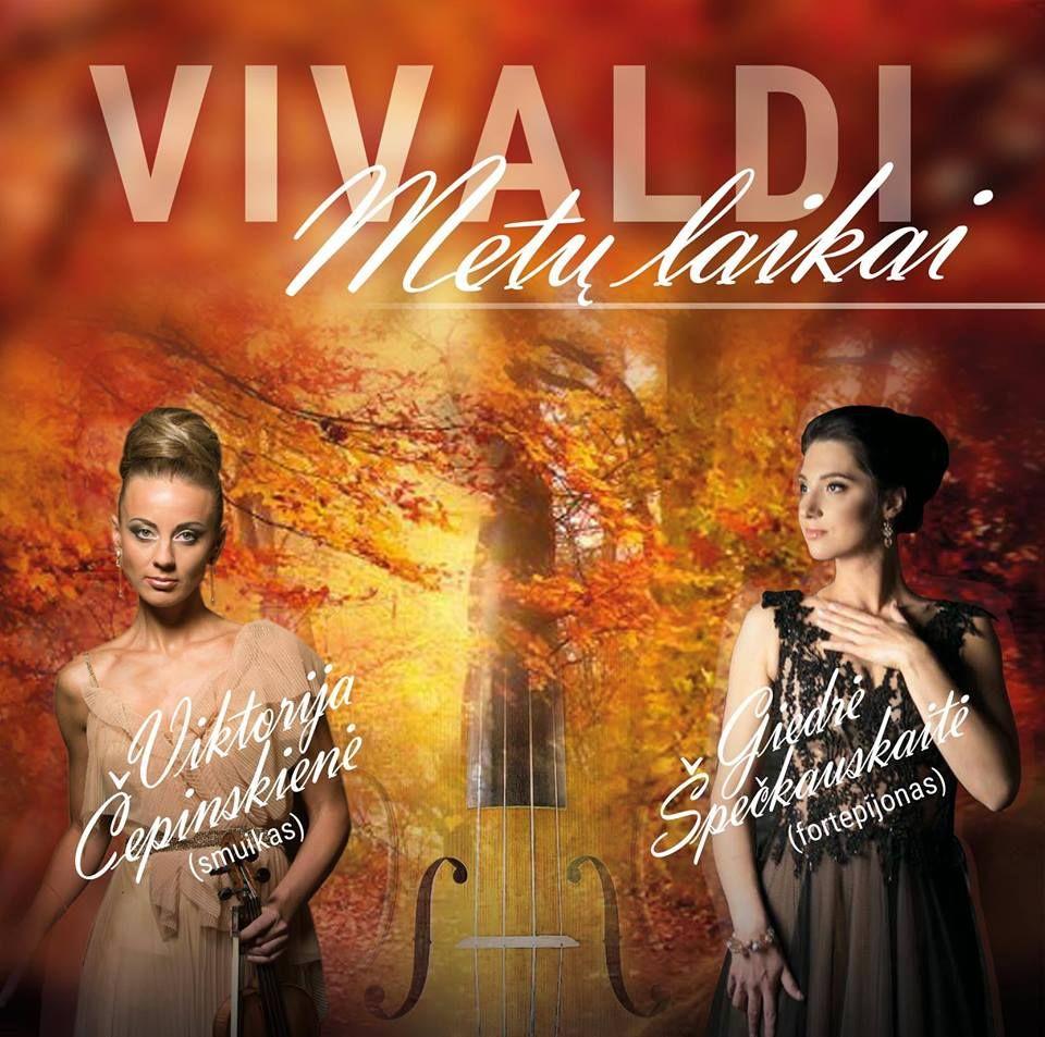 """Koncertas """"Vivaldi. Metų laikai"""""""